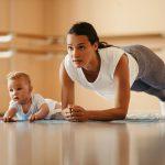 Mums'n'Bubs Mat Pilates Class