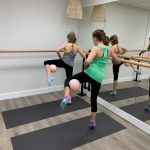 Girls Pilates
